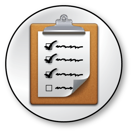 trial checklist